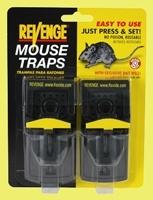 Revenge Mouse Traps
