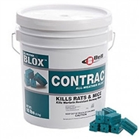 Contrac® All-weather Blox® Rodenticide